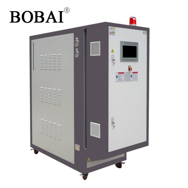 320 Degree Centigrade 18Hp Oil-operated Mold Temperature Controller From Shanghai In Round Screw Die