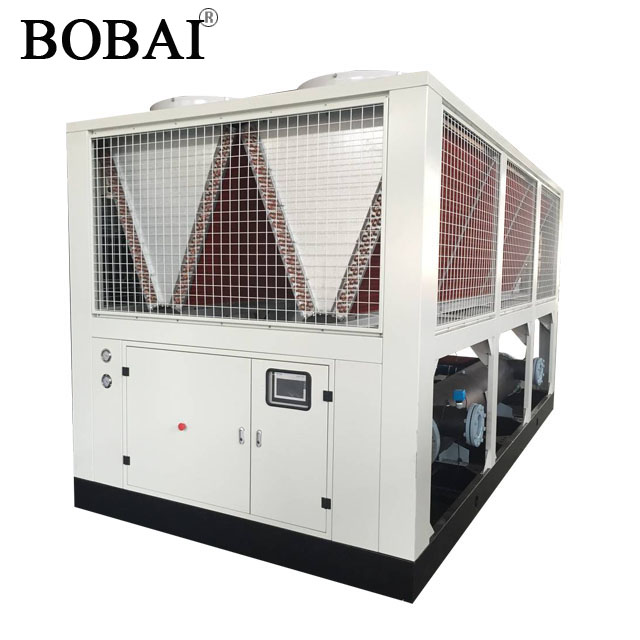 Air screw cooled chiller _ baidu encyclopedia