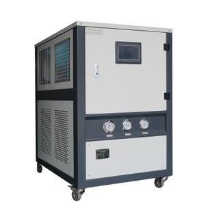 BOBAI Water Cooled Chiller for Plastics Industry