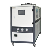 Bobai Air Cooled Chiller for NBR & PVC Rubber Insulation Sheet