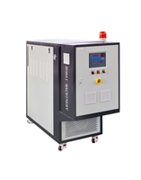 320℃ Heat-Conduction Oil Heater for Automtive Wiper Bar Machine