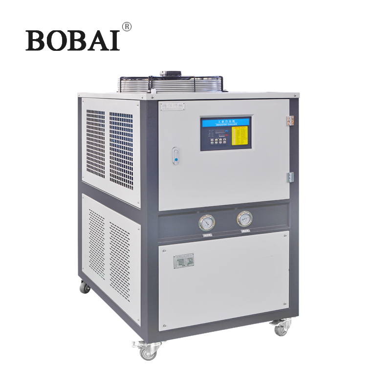 DIFFERENCE BETWEEN AIR COOLED AND WATER COOLED CHILLER